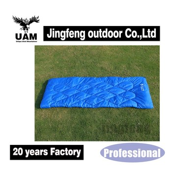 Portable Camping Outdoor Envelope Sleeping Bag For Trekking