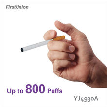 latest inventions 2013 800 puff disposable e cig YJ4930A eshisha