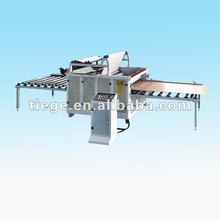 adhesive label printing machine die cutting for decoration
