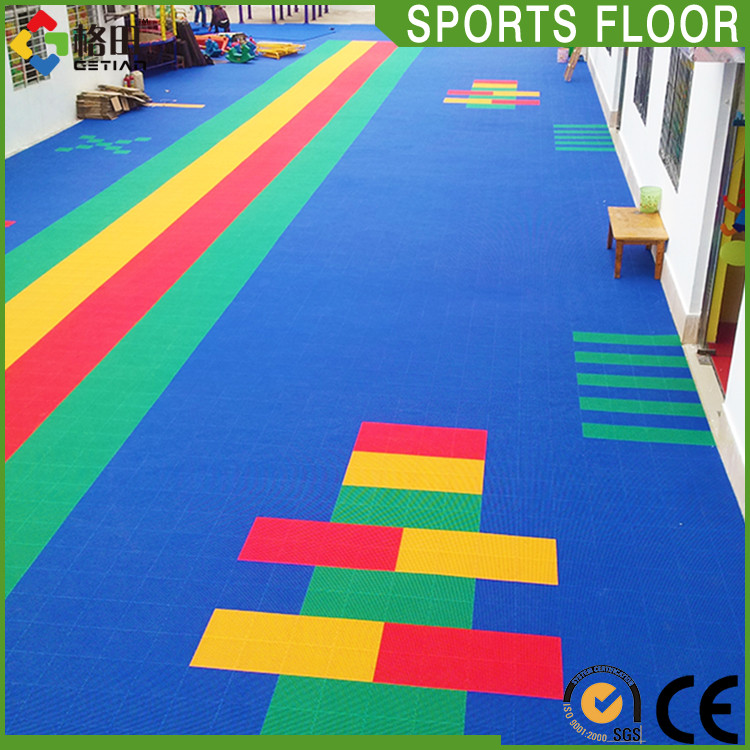 Promotional top quality kindergarten classroom flooring