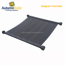 PVC solar pool heater green energy product