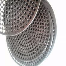 HR aluminum pizza baking tray/ perforated pizza screen