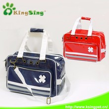 Baseball Sport Dog Bag/dog carrier