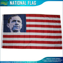 3*5ft Polyester Obama American Flag
