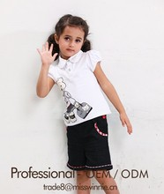 hot cotton brand clothing, girls clothes summer 2017