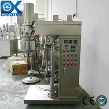 High-precision automatic vacuum 5L to 30L emulsifying mixer