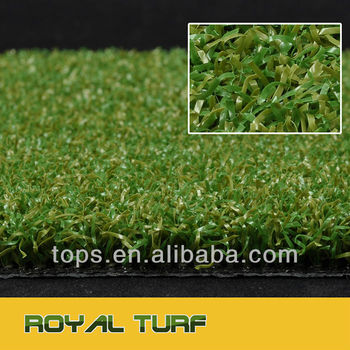 15mm height artificial grass for putting greens