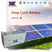 12v 250ah deep cycle battery solar system batteries lead acid battery