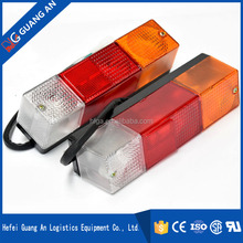 24V TCM Forklift Three-Color five Wires Tail Light HX-022/24V(220*54*58)