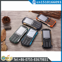 2.4 inches W589+ Three-card phone dual-mode full-Netcom flashlight ultra-long standby old man used cell phone