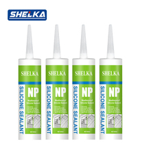 Sikaflex polysulphide waterproof glass silicone sealant neutral curing