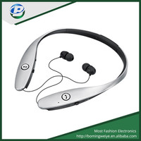 In-Ear Noise Cancelling HBS 900 Bluetooth Handphone HBS900 Bluetooth 4.0 Headset Wireless Stereo