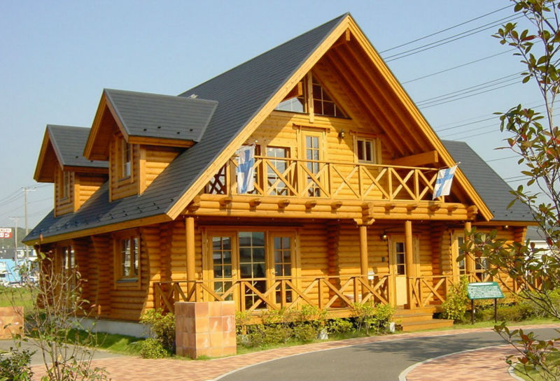Low cost Prefabricated wood houses- directly from the manufacturer