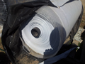 White outside black inside 3-layer co-extruded silage cover