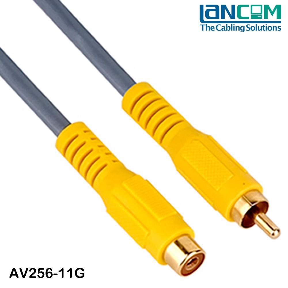 Lancom OEM,ODM factory low noise vga to rca cable