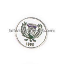 high quality Customized colorful friendship coin