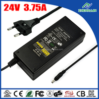 ZF120A-2403750 Kinect AC Adapter 24V 3.75A DC Power Supply