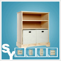 Natural Color Customized Wooden Storage Container/Storage boxes