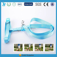 Blue pet leash pet training collar for dog from Yiwu