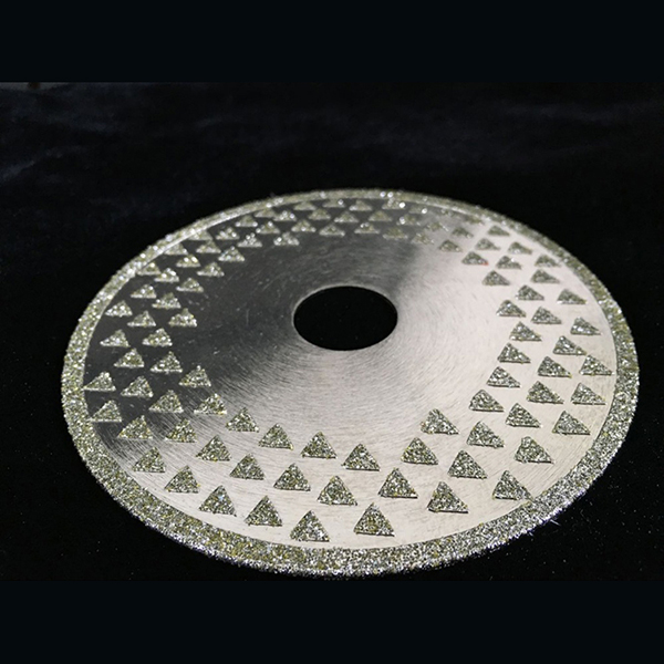 Professional Manufacturer diamond segment for multi saw blades