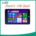CHUWI VI8 Dual OS 2GB 32GB 8 inch IPS Intel Z3735F windows 8.1 Android 4.4 WIFI Bluetooth tablet pc