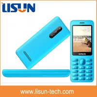 "latest 2.4"" gsm cell phone with rotating cameras whatsapp low range China Mobile phone"