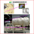 High quality Helix Horizontal Ribbon Blender and Animal food /Dry powder