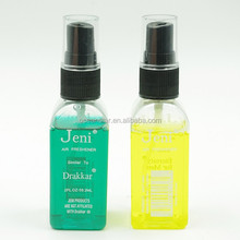 60ml liquid Car/ Home Air Freshener Spray