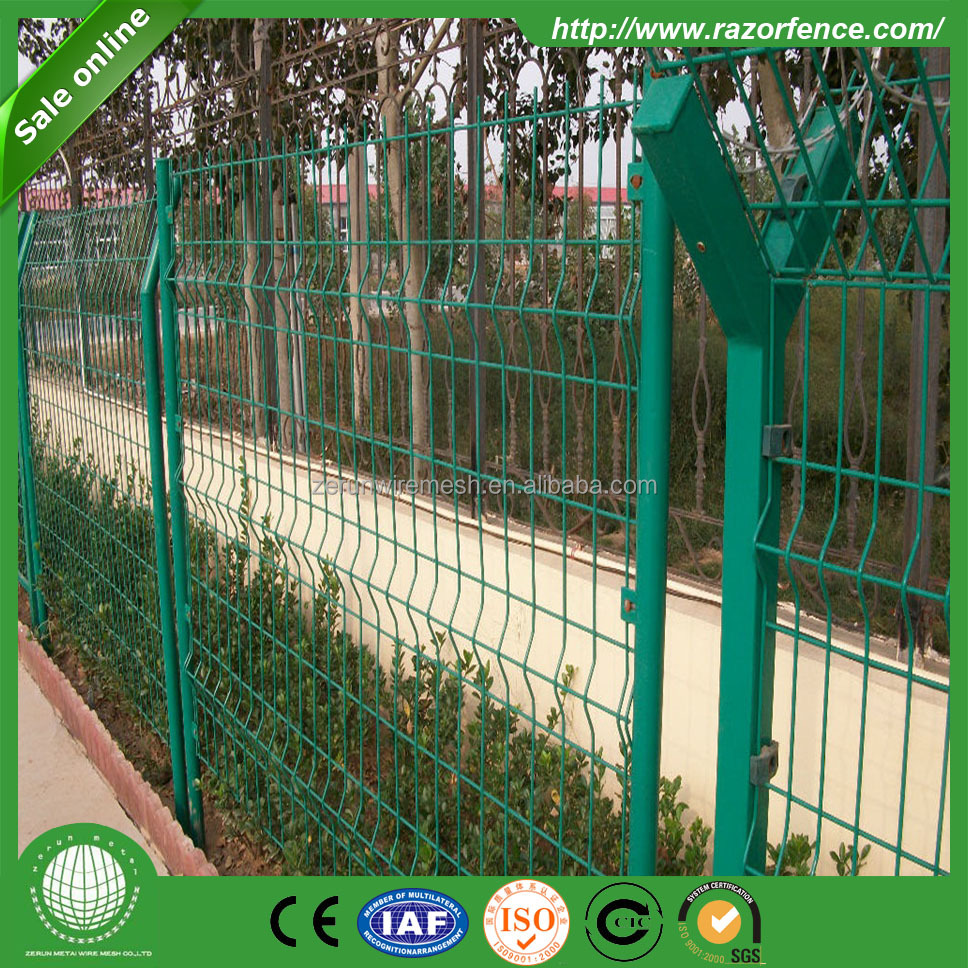 Road Safety Fence Barrier Dog kennels wire mesh