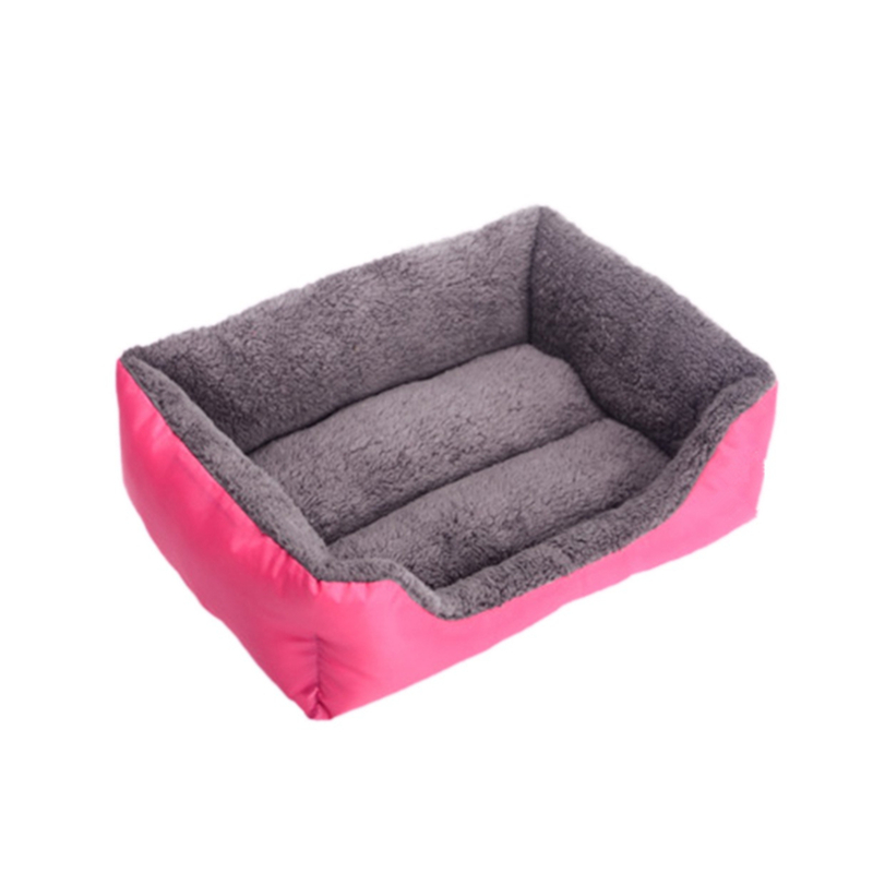 Best Quality Plush And Oxford And Pp Cotton Dog Sofa Bed Cat Beds Pet Bed For Sale