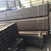 75x75 tube square pipe schedule 40 low carbon steel tueb with per ton price from Alibaba big manufacturer