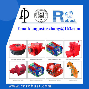 ATD Or TPQ Air Tube Drive Clutch For Oilfield Drilling Rig Spare Parts