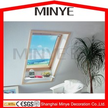 double glazed aluminum skylight roof window with fixed design