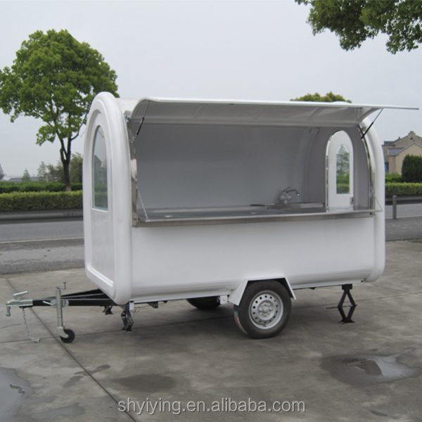 2014 Newly Yiying YY-FR280BEconomic and practical mobile kitchen food van