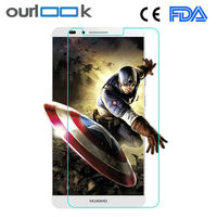 Tempered glass full cover screen protector for phone