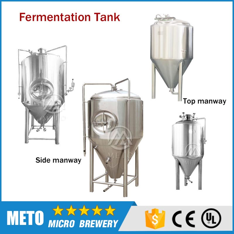 the popular beer brewery fermentation equipment high quality
