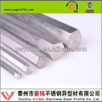AISI 316L stainless steel hexagonal bar
