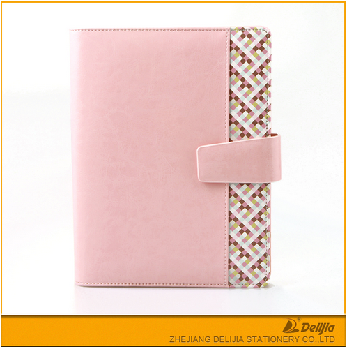 Alibaba website notebook pink,leather notebook color paper, graph paper