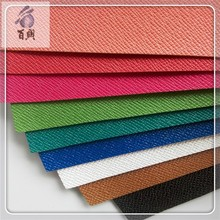 Synthetic faux pvc leather
