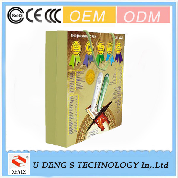 Digital Quran Read Pen M9 best quran reciter pen 4gb
