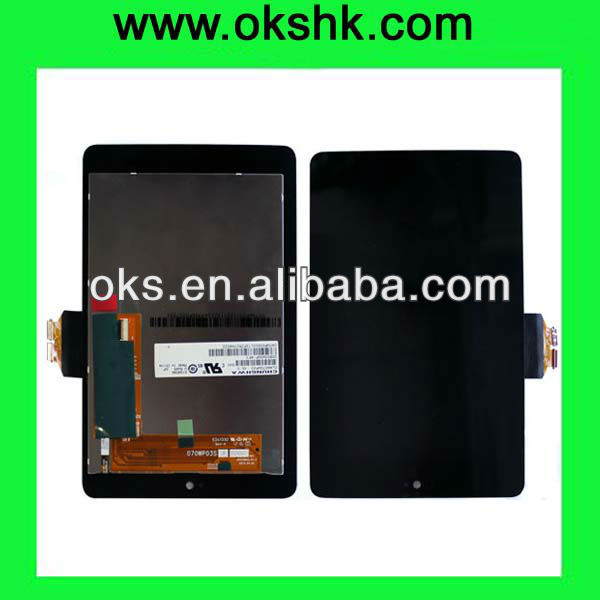 lcd and digitizer original for google nexus 7