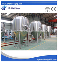 Fermenting Equipment For Micro Beer Brewery