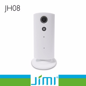 JIMI JH08 Smart Home WIFI Monitor with Android & IOS APP Remote Control + Cloud Storage & Night Vision