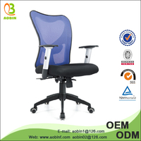 Medium Back With armrest danish office chair
