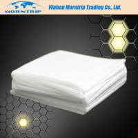 Cheap Flat Bulk Disposable Draw Sheet/hospital Bed Sheet/hotel Underpad