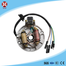 Chinese factory price, high quality motorcycle magneto stator coil for ECO100/JH70