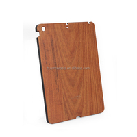 "Custom Wood Case for iPad 5"" high quality case"