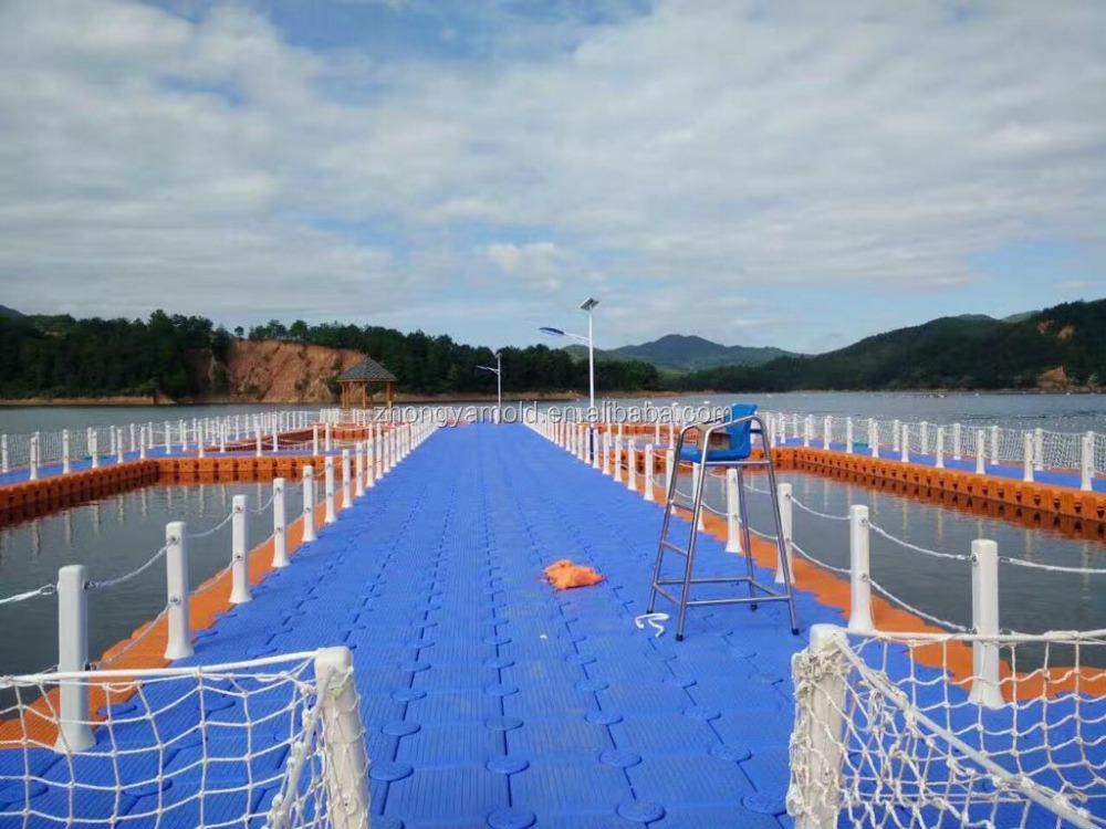 good quality floating pontoon platform withstand typhoon
