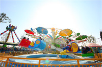 Kiddy Amusement Park Ride Family Flying Chair for Amusement Equipment