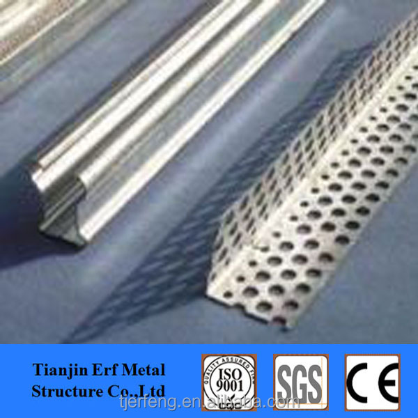 Suspended Ceiling L Wall Angle, metal T grid ,c-stud, u track, furring channel